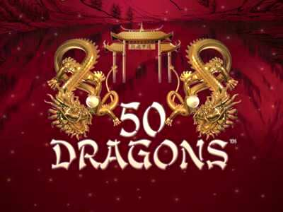 Top Slot Game of the Month: 50 Dragons Slots