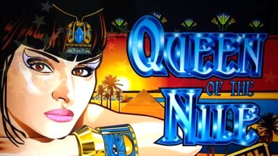 A Brief Look Back at Queen of the Nile 2 Online Slot 768x
