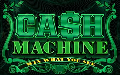 Top Slot Game of the Month: Cash Machine Slot