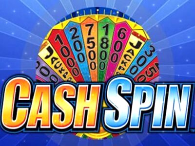 Top Slot Game of the Month: Cash Spin Bally Logo