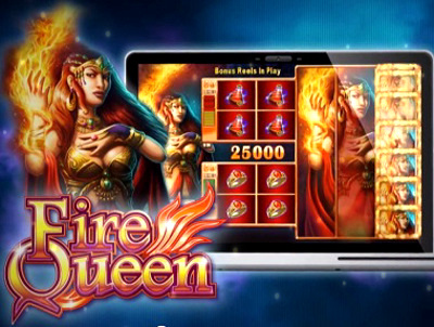 Fire Queen Slot Williams Slot