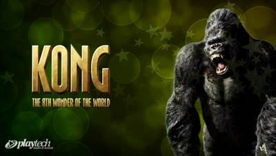 King Kong Slot Logo