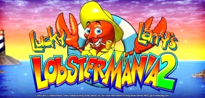 Lucky Larrys Lobstermania 2 Slot