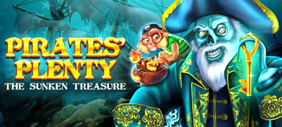 Top Slot Game of the Month: Pirates Plenty Slot
