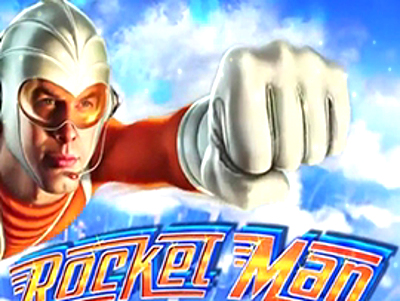 Top Slot Game of the Month: Rocket Man Slot