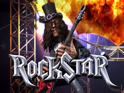 Top Slot Game of the Month: Rockstar Slot