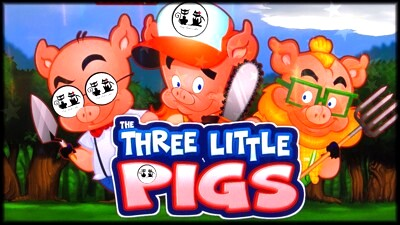 Tree Little Pigs Slot