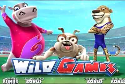 Top Slot Game of the Month: Wild Games Slot