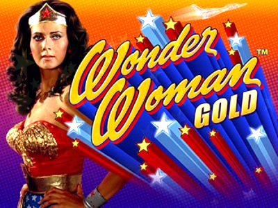 Top Slot Game of the Month: Wonder Woman Gold Slots