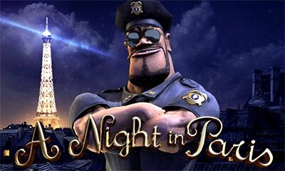 Top Slot Game of the Month: A Night in Paris Slot Logo