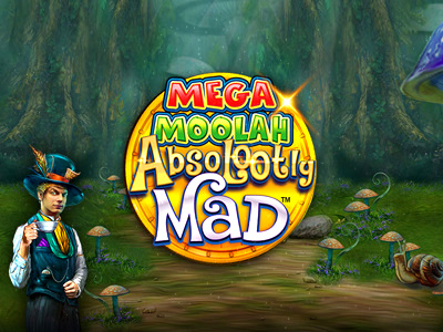 Absolootly Mad Mega Moolah Slot