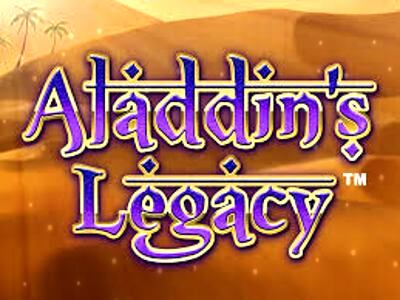 Top Slot Game of the Month: Aladdin's Legacy Slot