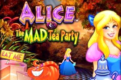 Top Slot Game of the Month: Alice Mad Tea Party Slots