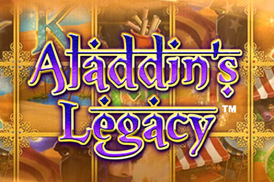 Alladins Legacy Cover