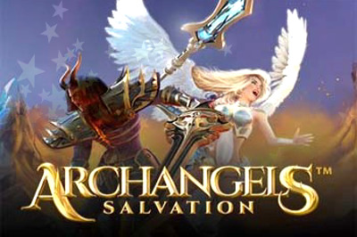 Top Slot Game of the Month: Archangels Salvation Slots