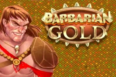 Top Slot Game of the Month: Barbarian Gold Slot