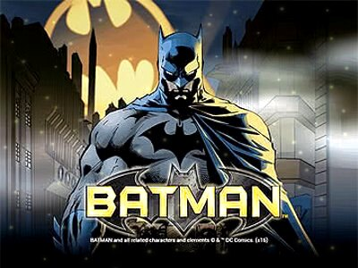 Top Slot Game of the Month: Batman Slot