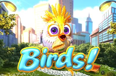 Top Slot Game of the Month: Birds Slot