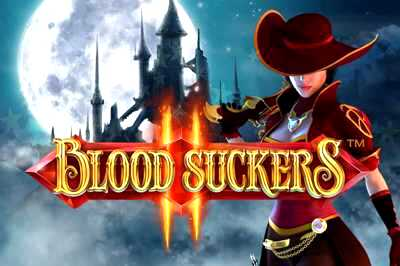Top Slot Game of the Month: Blood Suckers Slots