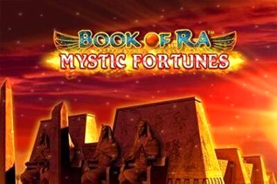 Book of Ra Mystic Fortunes Slot