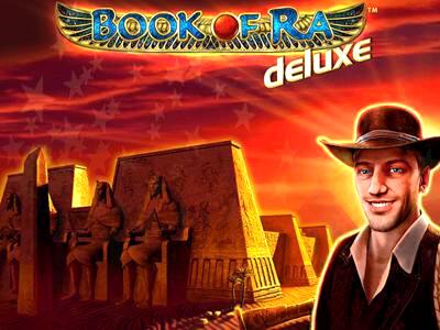 Book Ra Deluxe Slot