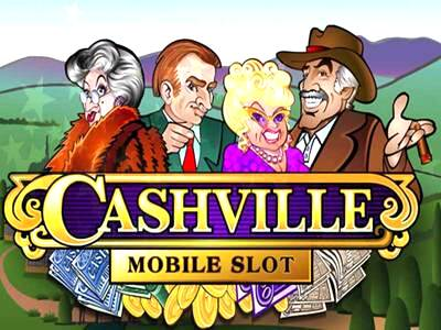 Top Slot Game of the Month: Cashville Microgaming