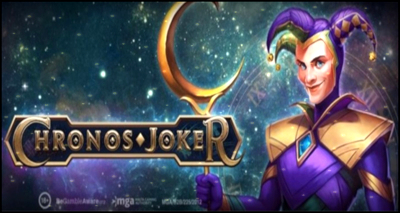 Top Slot Game of the Month: Chronos Joker Slots
