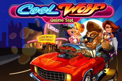 Top Slot Game of the Month: Cool Wolf Slots