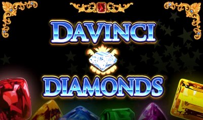 Top Slot Game of the Month: Davinci Diamonds Slot