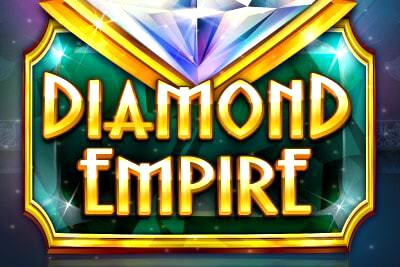 Diamond Empire Slot Logo