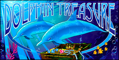 Top Slot Game of the Month: Dolphin Treasure Slots
