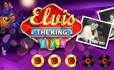 Elvis the King Lives Slot (1)