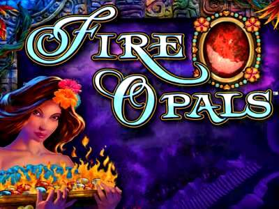 Top Slot Game of the Month: Fire Opals Slots