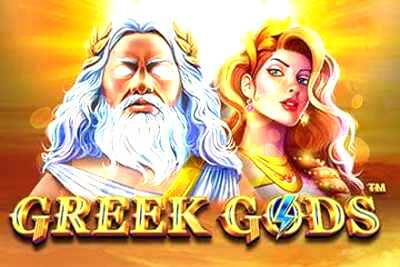 Top Slot Game of the Month: Greek Gods Slot