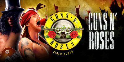Top Slot Game of the Month: Guns N Roses Slots