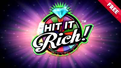Top Slot Game of the Month: Hit It Rich Slot