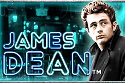 Top Slot Game of the Month: James Dean Slot Logo