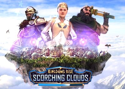 Kingdoms Rise Scorching Clouds Slots