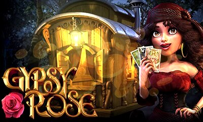 Top Slot Game of the Month: Logo Gypsy Rose Slot (1)