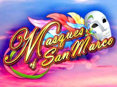 Top Slot Game of the Month: Masques of San Marco Slots Game