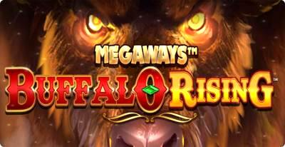 Megaways Buffalo Rising Slot