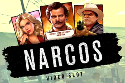 Top Slot Game of the Month: Narcos Slot