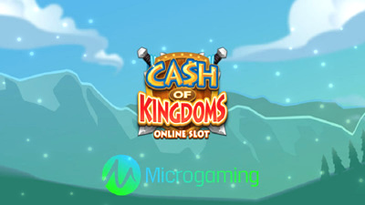 New Microgaming Slot Cash of Kingdoms
