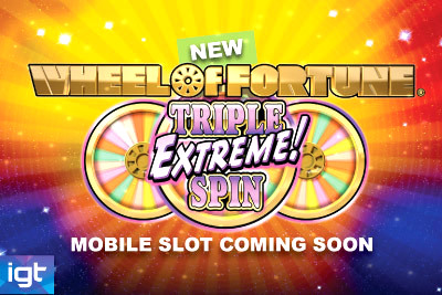 Top Slot Game of the Month: New Wheel of Fortune Slot