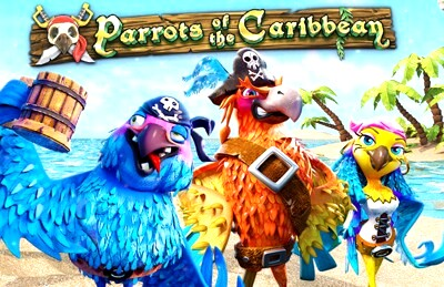 Parrotsof the Caribbean Slot