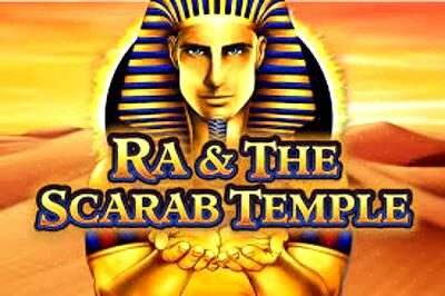 Top Slot Game of the Month: Ra and the Scrab Temple Slot