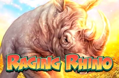 Top Slot Game of the Month: Raging Rhino Slot