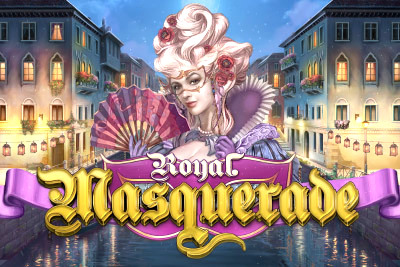 Top Slot Game of the Month: Royal Masquerade Slot