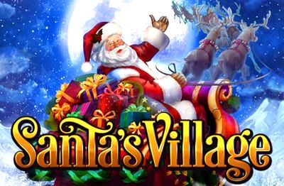 Top Slot Game of the Month: Santas Village Slot