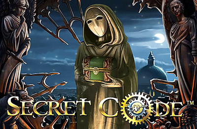 Top Slot Game of the Month: Secret Code Slot 3t